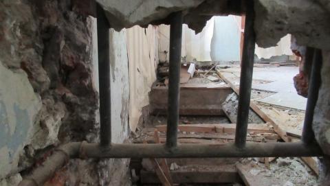 Минстрой рассказал о «проведеных работах» в Доме с кариатидами