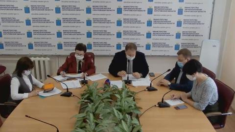 Сразу пять жителей Саратовской области скончались от коронавируса за сутки
