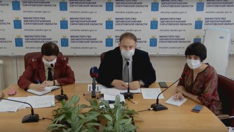 За четыре месяца от пневмонии умерли 65 жителей Саратовской области