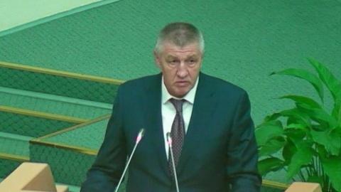 Нового руководителя аппарата губернатора утвердят сегодня