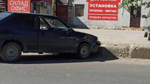 Две дамы столкнулись на Сокурском тракте