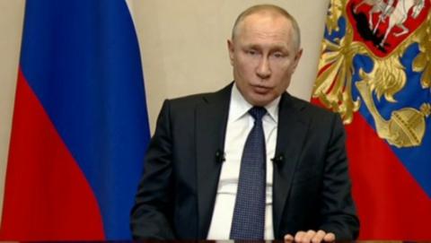 Владимир Путин назвал дату проведения Парада Победы