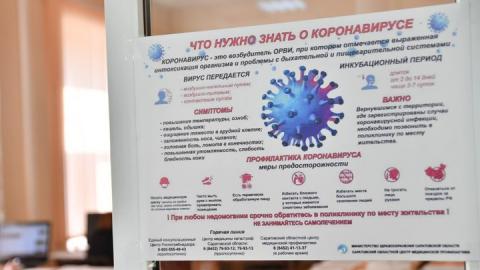 В Саратовской области обнаружено еще 96 заболевших COVID-19