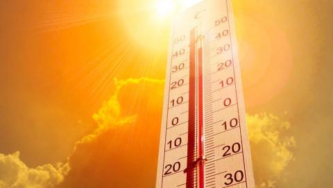 Саратов дождался жары и ясного неба