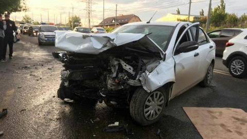 В смертельном ДТП пострадали три человека