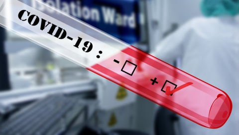 Заболеваемость коронавирусом вновь приближается к критической отметке