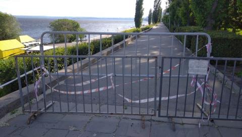Открытию саратовских парков и скверов мешает их малочисленность