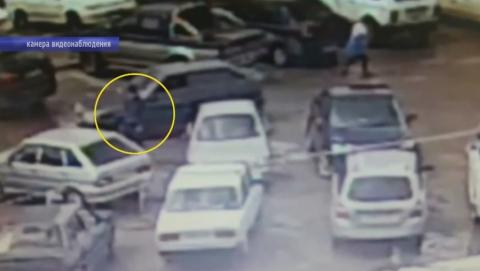 Автомобильный вор со сканером задержан в Саратове | ВИДЕО