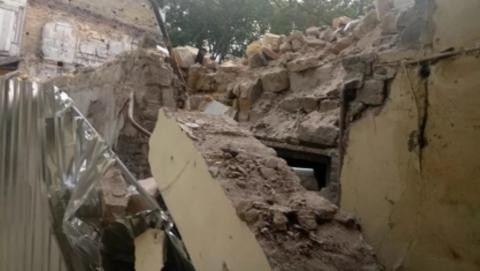 Саратовца оштрафовали на 50 тысяч за обрушение стены