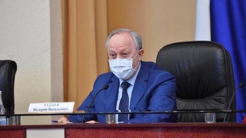 Губернатор считает действующие коронавирусные ограничения излишними