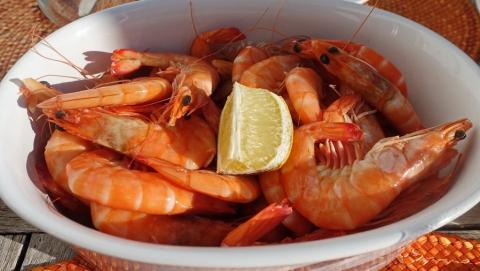В  жару саратовцам рекомендуют перейти на морепродукты и рыбу