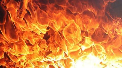 Саратовец устроил пожар в девятиэтажке