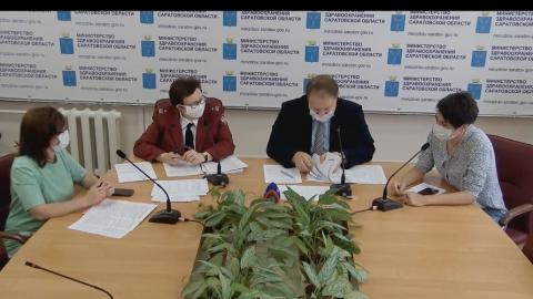 Почти 80 жителей Саратовской области нуждаются в искусственной вентиляции легких