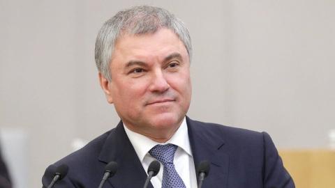Вячеслав Володин: Нужно поддержать обновление общественного транспорта в регионах