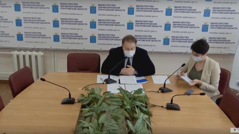 76-летняя жительница Саратовской области умерла от коронавируса