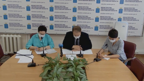 Почти тысяча жителей Саратовской области заражены коронавирусной пневмонией