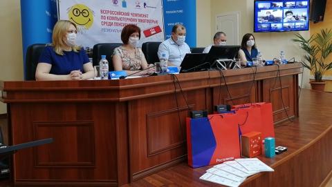 «Ростелеком» помог определить самых грамотных интернет-пользователей среди саратовских пенсионеров