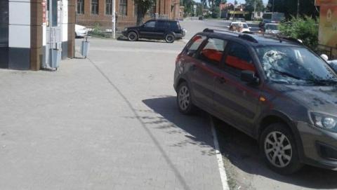 Балаковский водитель с утра сбил двух пешеходов