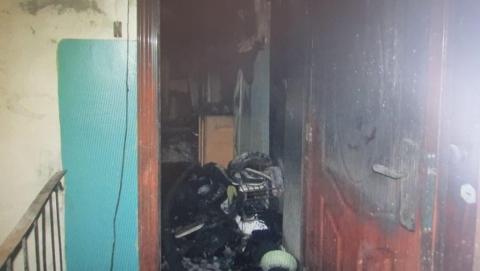 В Степном на пожаре погибли две женщины
