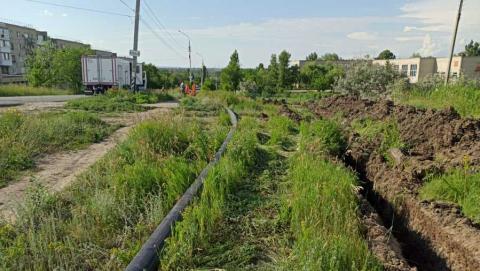 Водопровод, на котором в 2020 году зафиксировано 44 повреждения, будет заменен