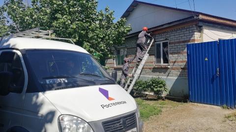Жители коттеджных микрорайонов в Энгельсе получили доступ к услугам «Ростелекома»