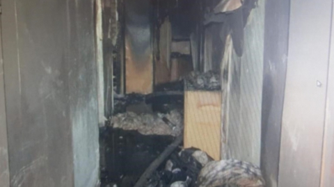 Две жительницы Советского района погибли в огне