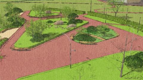 Балаковская АЭС подарит городу экологически чистый ландшафтный парк