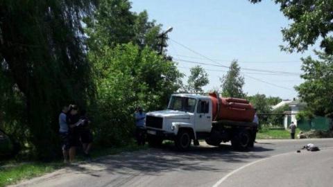 Балашовец на электросамокате погиб под колесами грузовика