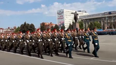 24 июня в Саратове состоится торжественное прохождение войск регионального гарнизона