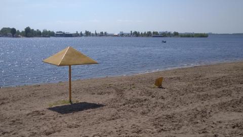 В Саратовской области открываются пляжи
