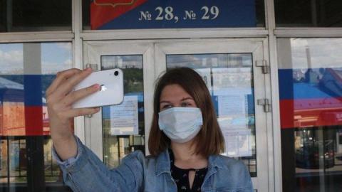 В День молодежи студенты Саратова и области пришли на избирательные участки