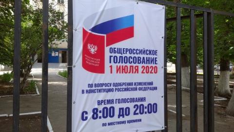 Явка на голосование по Конституции в Саратовской области превысила 40%