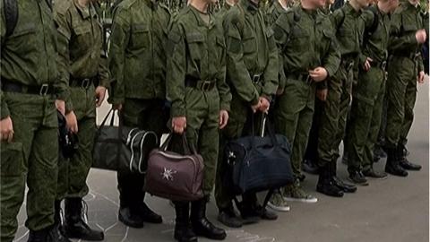 Владимир Путин подписал указ о призыве запасников