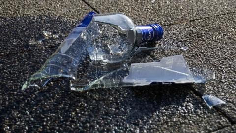 В Саратовской области изъяли 17 тысяч бутылок контрафактной водки