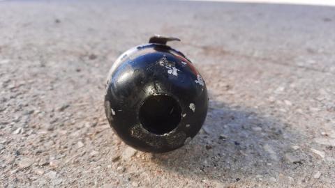 Саратовские росгвардейцы задержали дебошира с «гранатой»