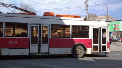 Троллейбус № 2 снова выехал на улицы Саратова