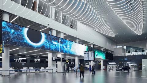 Завтра саратовский аэропорт «Гагарин» возобновит авиасообщение с Крымом