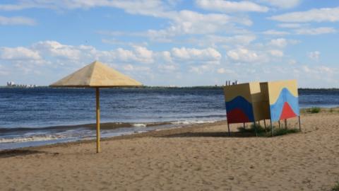 Жителей Саратова и Энгельса готов принять только один пляж