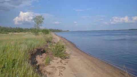 26-летняя жительница Вольска утонула на мелководье