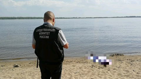 В Вольске при купании в Волге утонула 13-летняя девочка