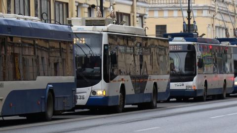 Маршрут 1-го троллейбуса сокращён