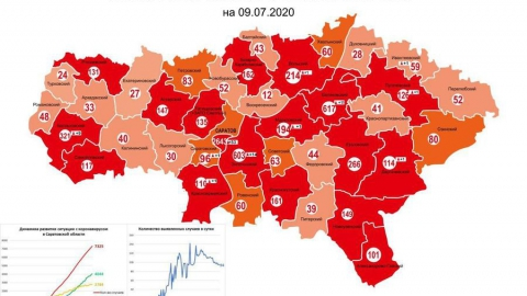 Оперштаб поделился последней информацией о распространении коронавируса по региону