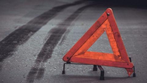 Женщина пострадала при столкновении «ГАЗели» с автобусом
