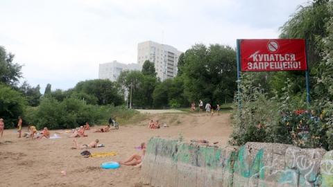 Из 110 пляжей Саратовской области в эксплуатацию принято 15