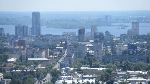 Гидрометцентр не нашел загрязнений в воздухе Саратова
