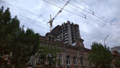 В Саратове запретили строительство высоток