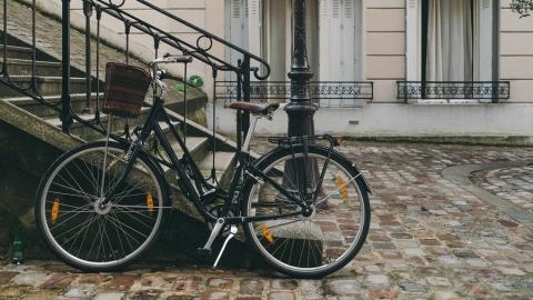 19-летний житель Энгельса нажился на краже велосипеда