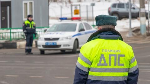 Житель Аткарска напал на ДПС-ника за попытку составить протокол