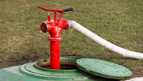 Работоспособность пожарных гидрантов на постоянном контроле КВС