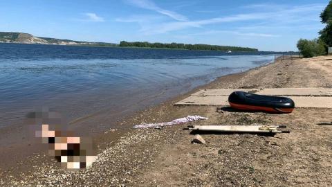 Семейный отдых в Марксовском районе обернулся трагедией: утонул житель Пензы